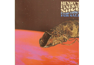 Henry's Funeral Shoe - Everything's For Sale - (Vinyl)