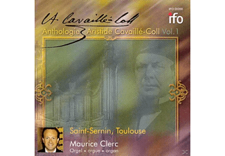 Maurice Clerc - Anth.Aristide Cavaille-Coll Vol.1 - (CD)