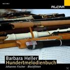 Johannes Fischer - Hundertmelodienbuch [CD] jetztbilligerkaufen