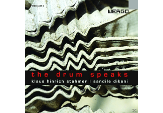 Klaus Hinrich Stahmer - The Drum Speaks - (CD)