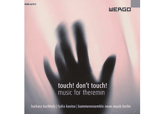 Buchholz & Kavina - Touch! Don't Touch! - Music For Theremin - (CD)