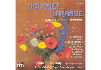 Leonardy Bernhard - Bouquet de France - (CD)