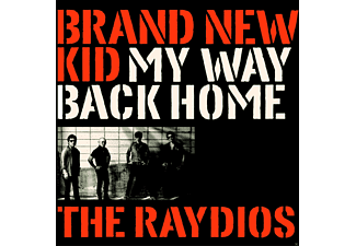 The Raydios - Brand New Kid - (Vinyl)