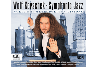 Wolf Kerschek - Symphonic Jazz-Vol.1 - (CD)