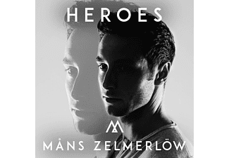 Måns Zelmerlöw - Heroes (2-Track) - (5 Zoll Single CD (2-Track))
