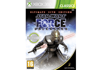 ARAL Star Wars: The Force Unleashed The Ultimate XBox 360