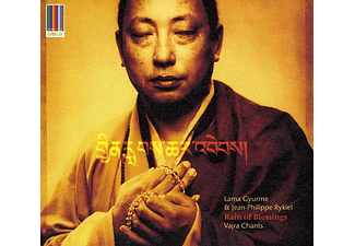 Jean-Philippe Rykiel, Lama Gyurme - Rain of Blessings - Varja Chants (CD)