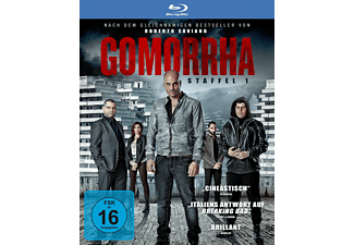 Gomorrha - Staffel 1 [Blu-ray]