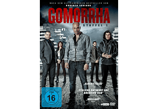Gomorrha - Staffel 1 - (DVD)