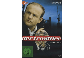 Der Ermittler - Staffel 3 - (DVD)