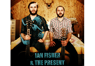 Ian & The Present Fisher - Ian Fisher & The Present - (CD)