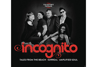 Incognito - Collector's Package-Tales From The Beach/Surreal/ - (CD)