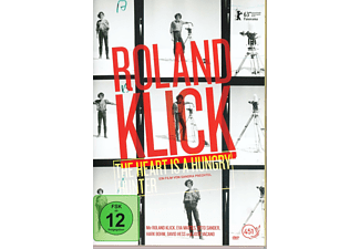 Roland Klick - The Heart is a Hungry Hunter - (DVD)