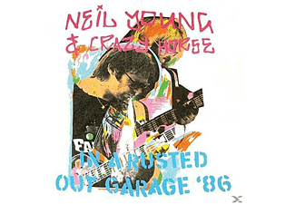 Neil Young, Crazy Horse - In A Rusted Out Garage '86 (180 Gr.Doppel-Lp) - (Vinyl)