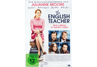The English Teacher - Eine Lektion in Sachen Liebe - (DVD)