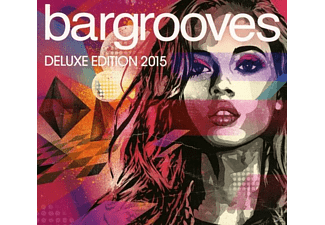 VARIOUS - Bargrooves Deluxe Edition 2015 [CD]