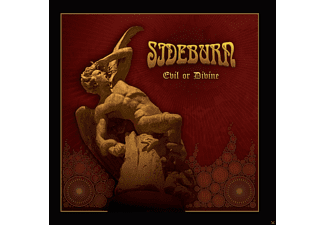 Sideburn - Evil Or Divine (Digipak) [CD]