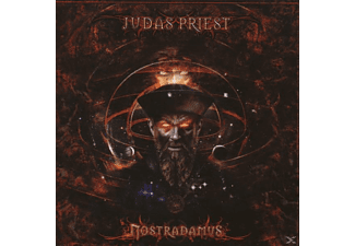 Judas Priest - NOSTRADAMUS - (CD)