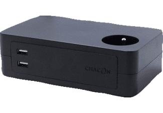 CHACON Desktop multistekker (49726)