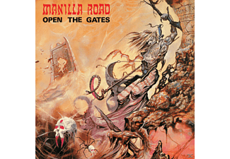 Manilla Road - Open The Gates (2015 Remaster-Ultimate Edition) - (CD)