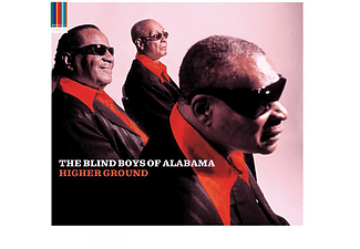 The Blind Boys of Alabama - Higher Ground (CD)