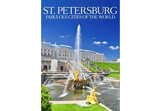 St. Petersburg: Fabulous Cities Of The World [DVD]