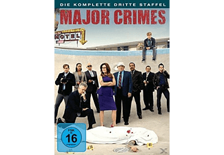 Major Crimes - Staffel 3 [DVD]