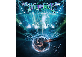 Dragonforce - In The Line Of Fire - (CD + DVD)