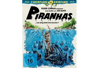 Piranhas (Creature Features Collection #2) - (Blu-ray)