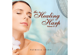 Patricia Spero - The Healing Harp Vol.2 [CD]