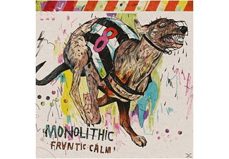 Monolithic - Frantic Calm - (LP + Bonus-CD)