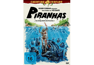 Piranhas (Creature Features Collection #2) - (DVD)