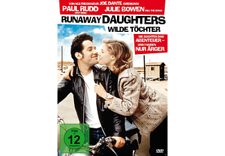 Runaway Daughters - Wilde Töchter [DVD]