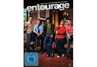 Entourage - Staffel 3 Teil 1 [DVD]