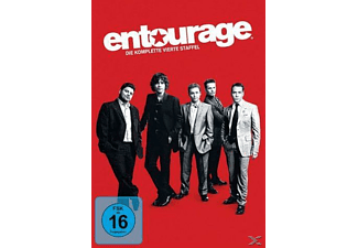 Entourage - Staffel 4 [DVD]