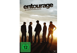 Entourage - Staffel 8 - (DVD)