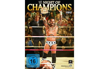 Night of Champions 2012 - (DVD)