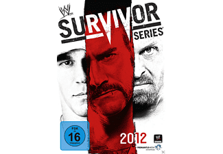 Survivor Series 2012 [Blu-ray]