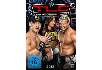 TLC 2012 - Tables, Ladders and Chairs 2012 [DVD]
