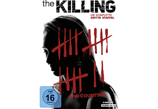 The Killing - Staffel 3 [DVD]