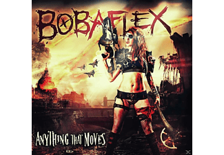 Bobaflex - Anything That Moves - (CD)