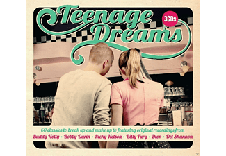 VARIOUS - Teenage Dreams [CD]