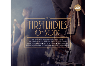 VARIOUS - The First Ladies Of Song - (CD)