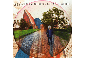 Lee -and The Dust- Ranaldo - Last Night On Earth - (LP + Download)