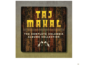 Taj Mahal - The Complete Taj Mahal On Columbia Records - (CD)
