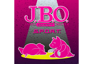 J.B.O. - S.P.O.R.T.-EP (Zensierte Version) [CD]