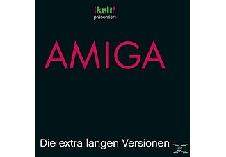 VARIOUS - Amiga Long Versions - (CD)