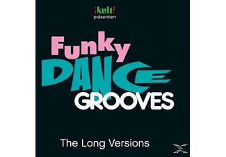 Various - Funky Dance Grooves Long Versions [CD]