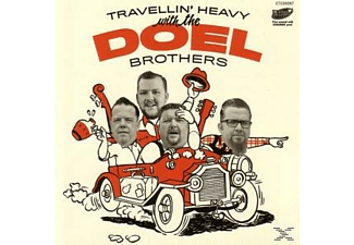 The Doel Brothers - Travellin' Heavy With The Doel Brothers - (CD)