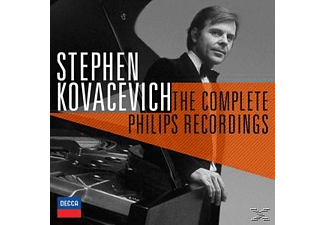 Stephen Kovacevich, VARIOUS, Philharmonisches Oktett Berlin, BBC Symphony Orchestra, The London Jazz Ensemble, London Symphony Orchestra - The Complete Philips Recordings (Ltd.Edt.) [CD]